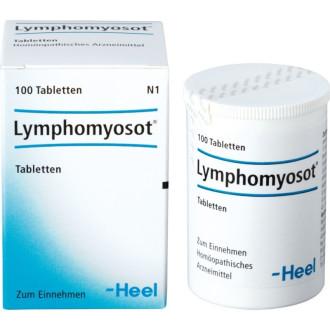 ЛИМФОМИОЗОТ таблетки 50бр.   LYMPHOMYOSOT tablets 50s