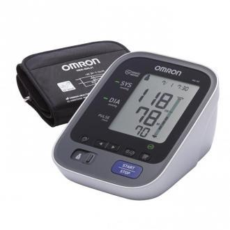 ОМРОН Апарат за измерване на кръвно налягане M6 AC   OMRON Arm blood pressure monitor M6 AC