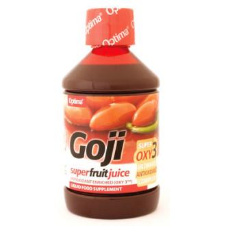 Сок от Годжи Бери ОПТИМА 500мл | Goji Juice with Oxy3 OPTIMA 500ml