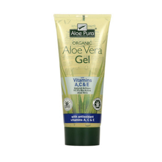ОПТИМА Алое Вера гел с Витамини АСЕ 200мл | OPTIMA Aloe Vera gel with Vitamin ACE 200ml
