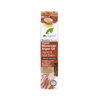 Д-Р ОРГАНИК Арганово масло крем за ръце 100мл | DR ORGANIC Argan oil hand cream 100ml