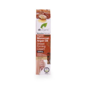 Д-Р ОРГАНИК Арганово масло крем за стягане на бюста 100мл | DR ORGANIC Argan oil breast firming cream 100ml