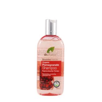 Д-Р ОРГАНИК Нар шампоан 265мл   DR ORGANIC Pomegranate shampoo 265ml