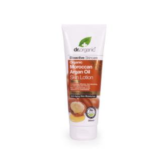Д-Р ОРГАНИК Арганово масло лосион за тяло 200мл | DR ORGANIC Argan oil skin lotion 200mld