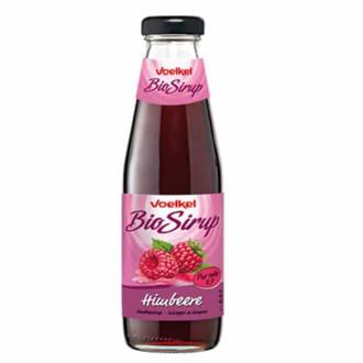 ВОЕЛКЕЛ БИО Сироп от Малина за разреждане 500мл | VOELKEL BIO Raspberries Sirup 1:7 500ml