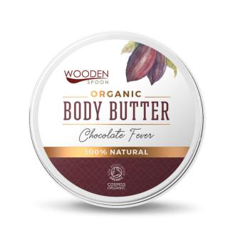 Масло за тяло ШОКОЛАД 100мл УДЪН СПУУН | Body Butter CHOCOLATE FEVER 100ml WOODEN SPOON