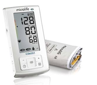 МИКРОЛАЙФ Автоматичен апарат за измерване на кръвно налягане BP A6 PLUS   MICROLIFE Automatic blood pressure monitor BP A6 PLUS