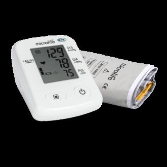 МИКРОЛАЙФ Автоматичен апарат за измерване на кръвно налягане BP A2 Standart   MICROLIFE Automatic blood pressure monitor BP A2 Standart