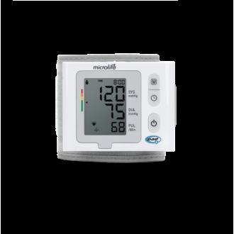 МИКРОЛАЙФ Автоматичен апарат за измерване на кръвно налягане на китка BP W2 Slim   MICROLIFE Automatic wrist blood pressure monitor BP W2 Slim