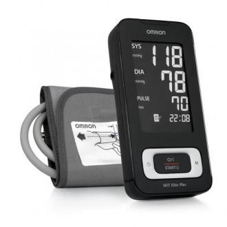 ОМРОН Апарат за измерване на кръвно налягане Mit Elite Plus | OMRON Arm blood pressure monitor Mit Elite Plus