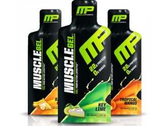 МЪСЪЛ ГЕЛ ШОТ 1 доза МЪСЪЛФАРМ | Muscle Gel Shot 1 serving MUSCLEPHARM