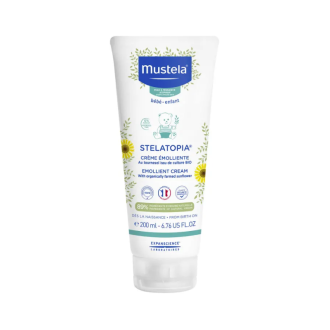 МУСТЕЛА СТЕЛАТОПИЯ Емолиентен крем 200мл | MUSTELA STELATOPIA Emollient cream 200ml