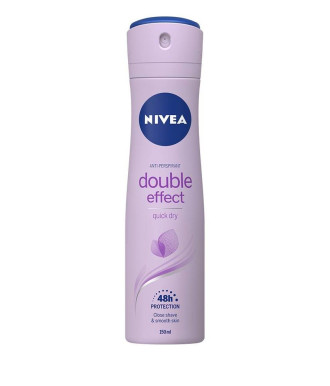 НИВЕА ДАБЪЛ ЕФЕКТ Дезодорант спрей 150мл | NIVEA DOUBLE EFFECT Anti-perspirant spray 150ml