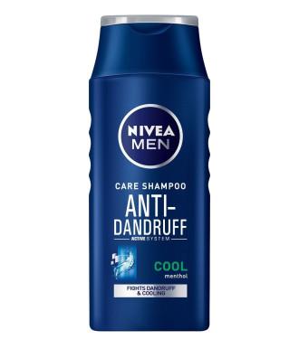 НИВЕА МЕН КУУЛ Шампоан за мъже против пърхот 400мл | NIVEA MEN COOL Care shampoo anti-dandruff 400ml