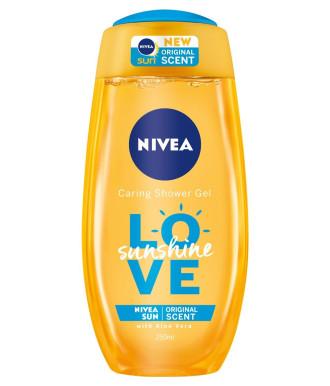 НИВЕА СЪНШАЙН ЛОВ Душ гел 250мл | NIVEA SUNSHINE LOVE Shower gel 250ml