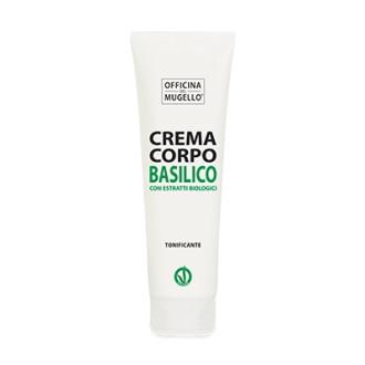 ОФИЦИНА ДЕЛ МУДЖЕЛО БИО Освежаващо мляко за тяло с Босилек 250мл | OFFICINA DEL MUGELLO BIO Invigorating body cream with Basil 250ml