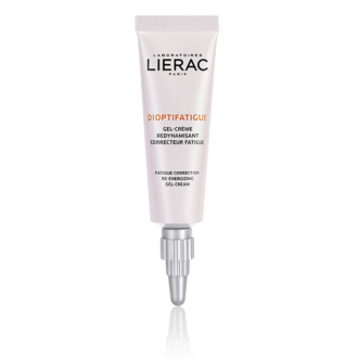 ЛИЕРАК ДИОПТИФАТИГ Околоочен гел-крем против умора 15мл | LIERAC DIOPTIFATIGUE Eye correction of fatigue gel-cream 15ml
