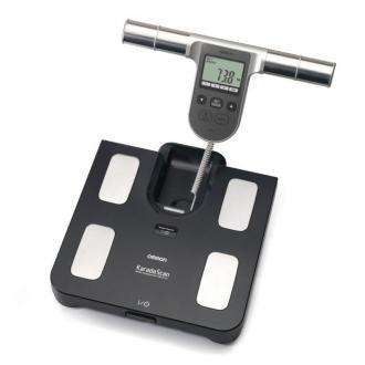 ОМРОН Везна и уред за измерване на състава на организма BF508 | OMRON Body comp monitor BF508