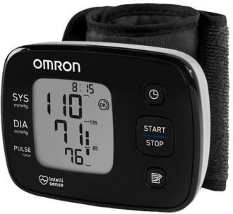 ОМРОН Апарат за кръвно налягане за китка HG3 | OMRON Wrist type blood pressure monitor HG3