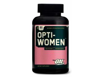 ОПТИ УИМИН капсули 60 бр. ОПТИМУМ НУТРИШЪН | OPTI WOMEN caps 60s OPTIMUM NUTRITION
