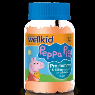 ПЕПА ПИГ Пробиотик за деца x 30 желирани табл. | PEPPA PIG Probiotic Gummies for kids x 30 gummies