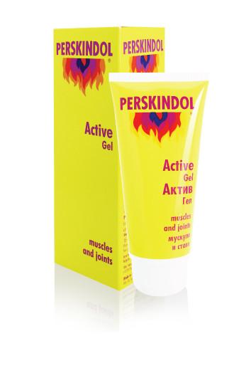 ПЕРСКИНДОЛ Актив гел 100мл КЕНДИ | PERSKINDOL Active gel 100ml KENDY