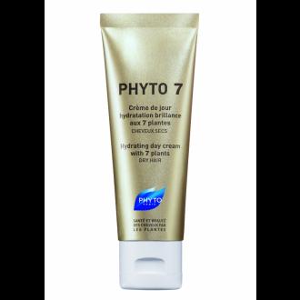 ФИТО 7 Крем с растителни екстракти за суха и безжизнена коса 50мл | PHYTO 7 Daily ultra nourishing cream 50ml
