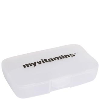 Кутия на хапчета 1бр. МАЙВИТАМИНС | Pill box 1s MYVITAMINS