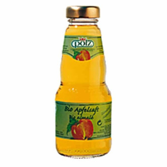 ПОЛЗ БИО 100% Сок Ябълка 200мл или 1л | POLZ BIO 100% Apple juice 200ml or 1l