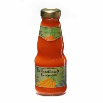 ПОЛЗ БИО 100% Сок Моркови 200мл или 1л | POLZ BIO 100% Carrot juice 200ml or 1l