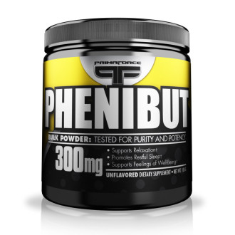 ФЕНИБУТ прах 100г ПРИМАФОРС | PHENIBUT pwd 100g PRIMAFORCE