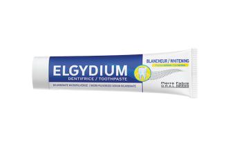 ЕЛГИДИУМ Избелваща паста за зъби ЛИМОН 75мл | ELGYDIUM Whitening toothpaste COOL LEMON 75ml