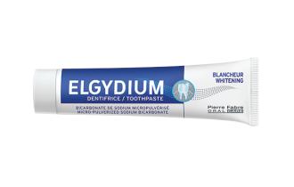 ЕЛГИДИУМ Паста за зъби ИЗБЕЛВАЩА 50мл | ELGYDIUM Toothpaste WHITENING 50ml