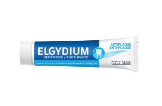 ЕЛГИДИУМ Паста за зъби АНТИПЛАКА 75мл | ELGYDIUM Toothpaste ANTI-PLAQUE 75ml