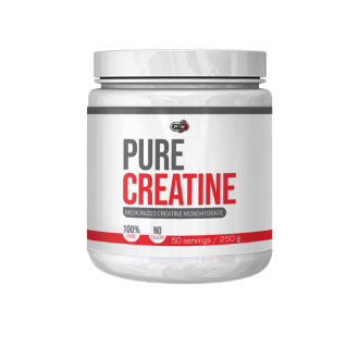 100% ЧИСТ КРЕАТИН прах 250гр ПЮР НУТРИШЪН | 100% PURE CREATINE pwd 250g PURE NUTRITION