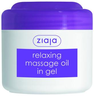 ЖАЯ Релаксиращо масажно олио в гел форма 180мл | ZIAJA Relaxing massage oil in gel 180ml