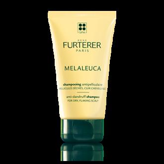 РЕНЕ ФЮРТЕРЕР MАЛАЛЕУКА Шампоан против сух пърхот и сух скалп 150мл   RENE FURTERER MELALEUCA Anti-dandruff shampoo for dry scalp 150ml