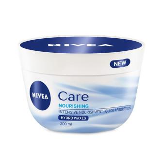 НИВЕА КЕЪР Подхранващ крем 200мл | NIVEA CARE Intensive nourishment 200ml