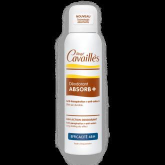 РОЖЕ КАВАЙЕ Регулиращ дезодорант спрей АБСОРБ ПЛЮС 150мл | ROGE CAVAILLES MIXTE ABSORB+ spray 150ml