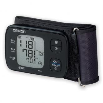 ОМРОН Апарат за кръвно налягане за китка RS6 | OMRON Wrist type blood pressure monitor RS6