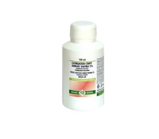 САЛИЦИЛОВ СПИРТ ХИМАКС ФАРМА 2%, разтвор за кожа 100мл. | SPIRITUS SALICYLICUS CHEMAX PHARMA 2%, cut. solution 100ml