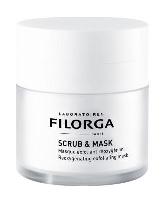 ФИЛОРГА Двойно ексфолираща маска 55мл | FILORGA Scrub & Mask 55ml