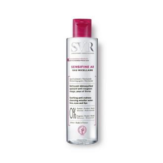 СВР СЕНСИФАЙН АР Мицеларна вода за чувствителна кожа, склонна към зачервявания 200мл | SVR SENSIFINE AR Eau micellaire 200ml