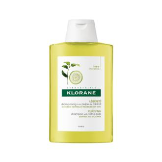 КЛОРАН Шампоан с екстракт от седра 200мл | KLORANE Shampoo with citrus pulp 200ml