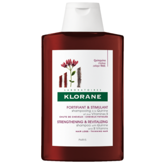 КЛОРАН Шампоан с хинин и витамини B 400мл | KLORANE Shampoo with quinine and B vitamins 400ml