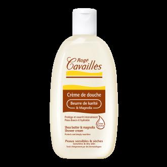 РОЖЕ КАВАЙЕ Душ крем с масло от карите и магнолия 250мл | ROGE CAVAILLES Shea butter & magnolia shower cream 250ml