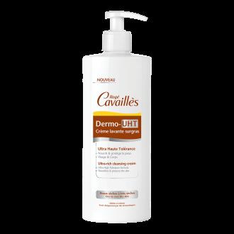 "РОЖЕ КАВАЙЕ Измиващ подхранващ душ-крем ""SURGRAS"" U.H.T. 500мл | ROGE CAVAILLES Ultra-rich cleansing cream SURGRAS U.H.T. 500ml"