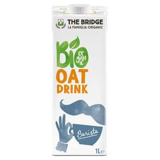 ДЪ БРИДЖ БИО Овесена напитка 1л | THE BRIDGE BIO Oat drink 1l
