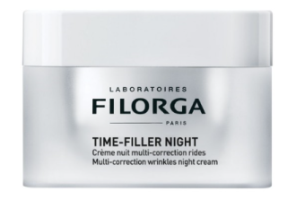 ФИЛОРГА Нощен крем за лице - мулти-корекция на бръчки 50мл | FILORGA TIME-FILLER NIGHT Multi-correction wrinkles night cream 50ml