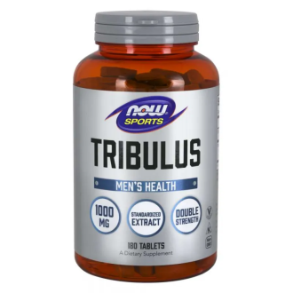 БАБИНИ ЗЪБИ 1000мг таблетки 180 бр. НАУ ФУУДС | TRIBULUS 1000mg tabs 180s NOW FOODS